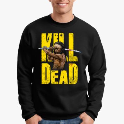 Свитшот Walking Dead Ходячие мертвецы