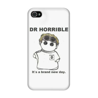 Чехол для iPhone 4/4s Dr Horrible