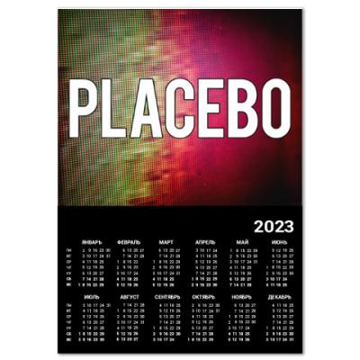 Календарь Placebo