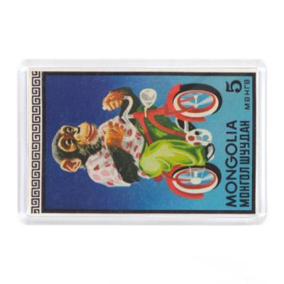 Магнит Почтовая марка