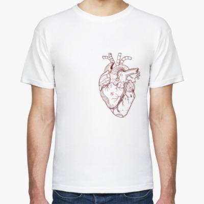 Футболка Большое сердце