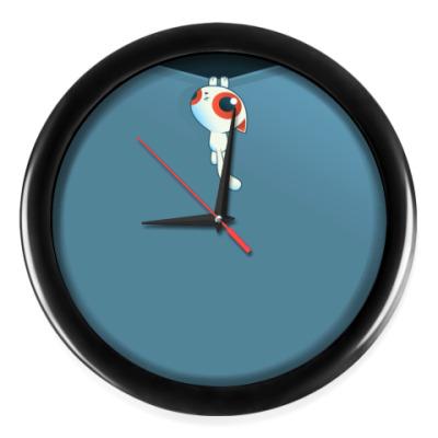 Настенные часы Зверёнок