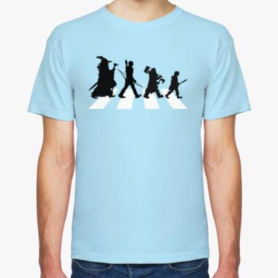 Футболка Властелин Колец - Abbey Road