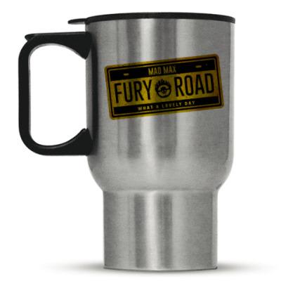 Кружка-термос Fury Road