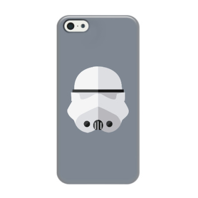 Чехол для iPhone 5/5s Star Wars Штурмовик