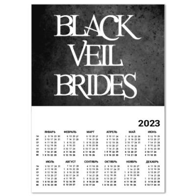 Календарь Black Veil Brides