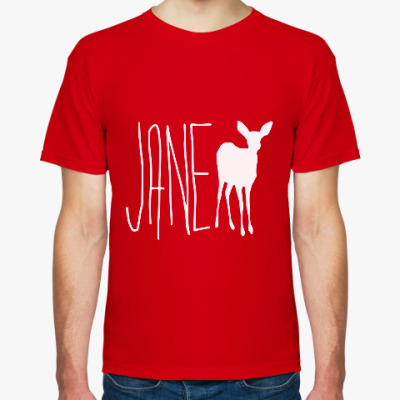Футболка JANE DOE