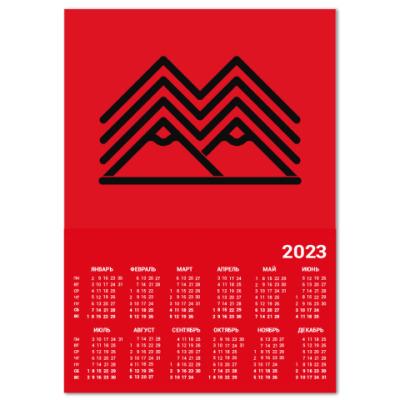 Календарь Символ Твин Пикс Twin Peaks
