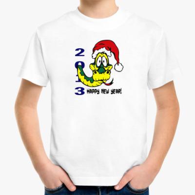 Детская футболка Happy new year 2013