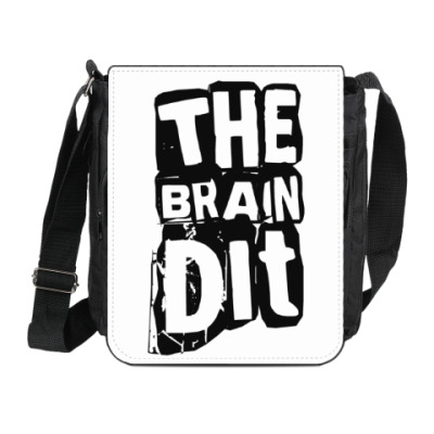 """Сумка на плечо (мини-планшет) Сумка на плечо """"TheBrainDit"""""""
