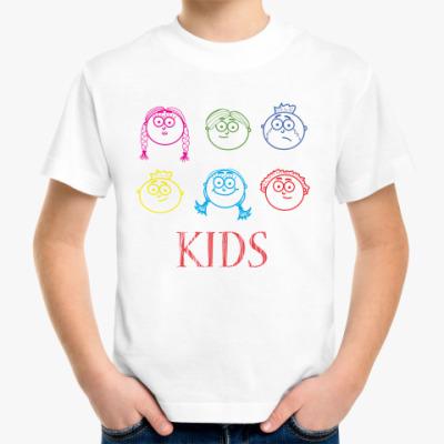 Детская футболка 'KIDS'