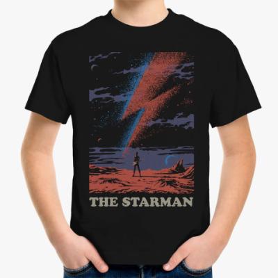 Детская футболка David Bowie Starman Дэвид Боуи