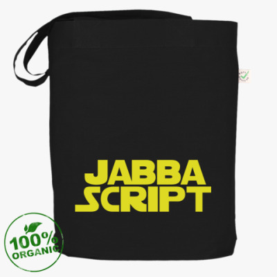 Сумка Jabba script