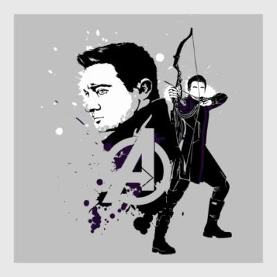 Постер The Avengers - Hawkeye