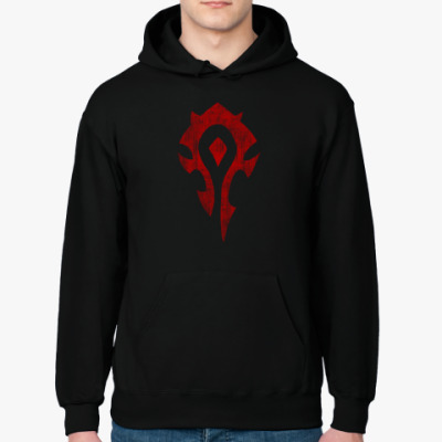 Толстовка худи World of Warcraft. Орда