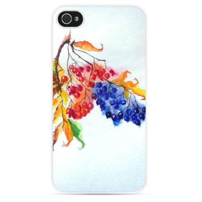 Чехол для iPhone Осенний сад