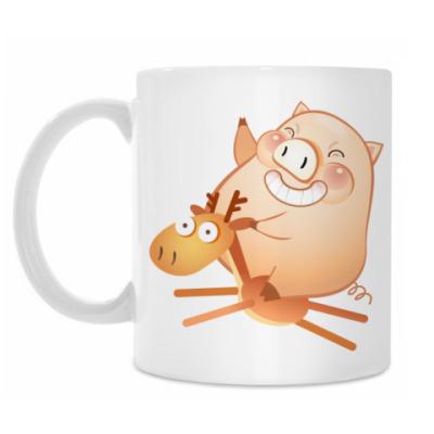 Кружка Pig