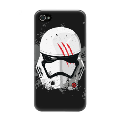 Чехол для iPhone 4/4s Star Wars: Штурмовик