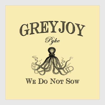 Постер Greyjoy