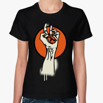 Женская футболка Half-Life