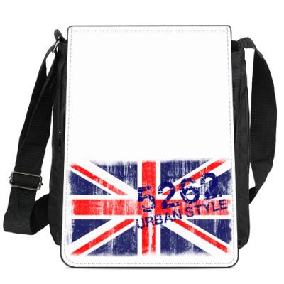 Сумка-планшет Urban style England flag