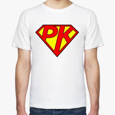 Футболка Super Parkour