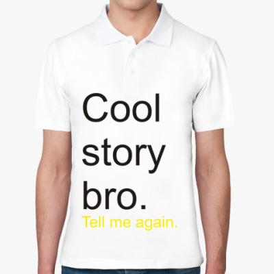 Рубашка поло Cool story