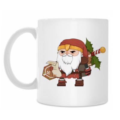 Кружка Brutal Santa