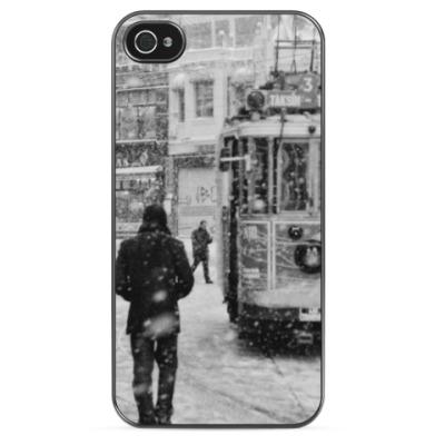 Чехол для iPhone Зима