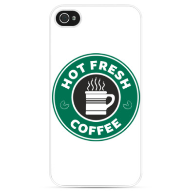Чехол для iPhone HOT FRESH [NCIS]