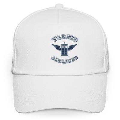 Кепка бейсболка Tardis Airlines