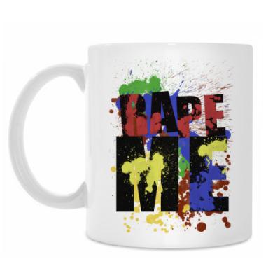 Кружка Nirvana - Rape me