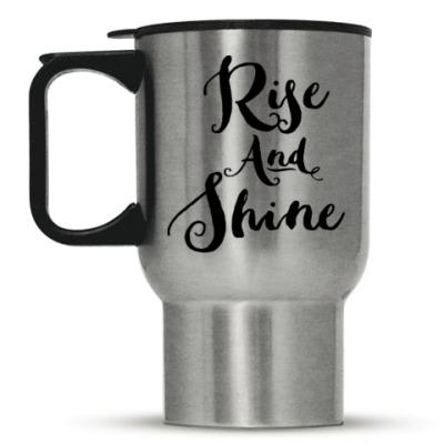 Кружка-термос Rise and Shine