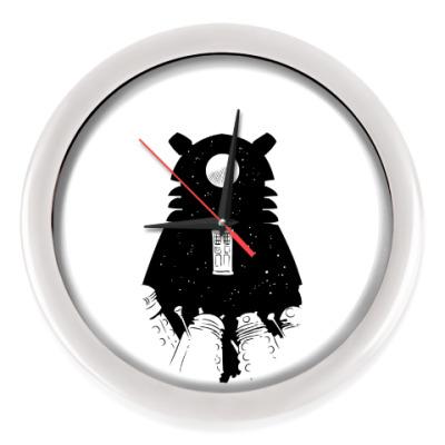 Настенные часы Доктор Кто