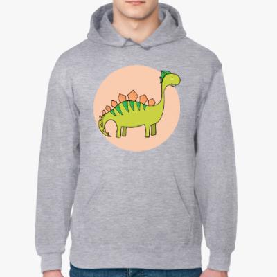 Толстовка худи Динозаврик