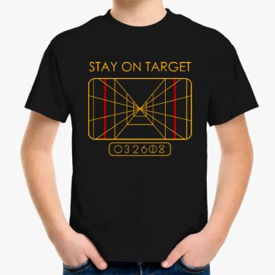 Детская футболка Звёздные войны
