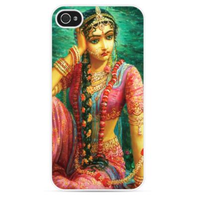Чехол для iPhone Радха