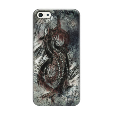 Чехол для iPhone 5/5s Slipknot
