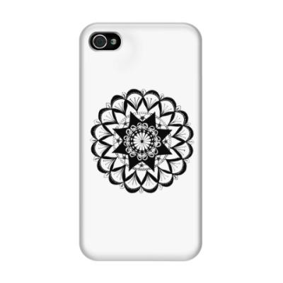Чехол для iPhone 4/4s Mandala