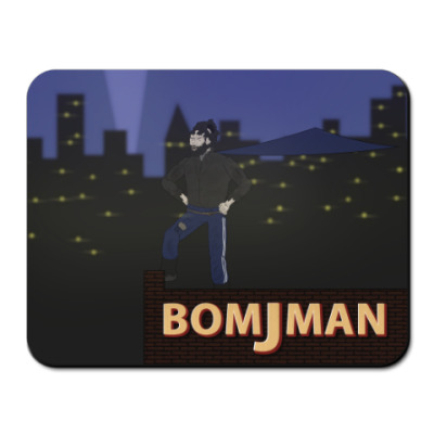 Коврик для мыши BOMJMAN 2
