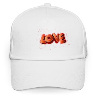 Кепка бейсболка Любовь