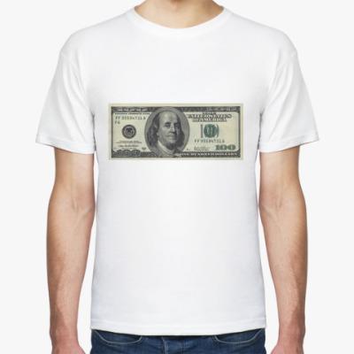 Футболка Dollar usa