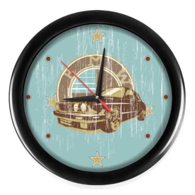 Настенные часы BMW