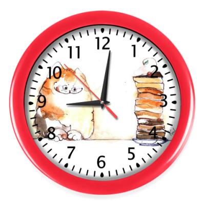 Настенные часы Время есть