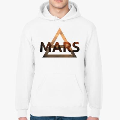Толстовка худи Mars Triad