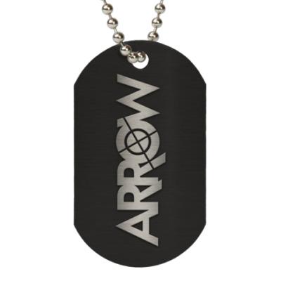Жетон dog-tag Arrow