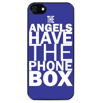 Чехол для iPhone The Angels have the phone box