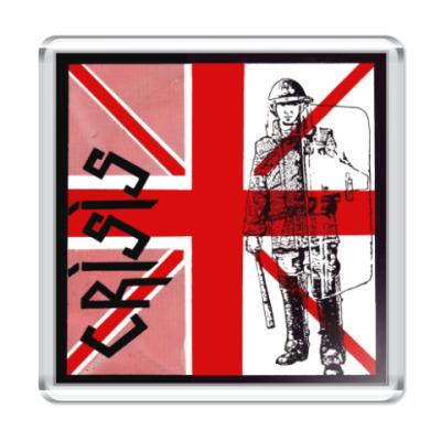 Магнит Crisis 'UK 78'