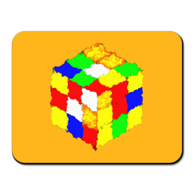 Коврик для мыши Кубик Рубика