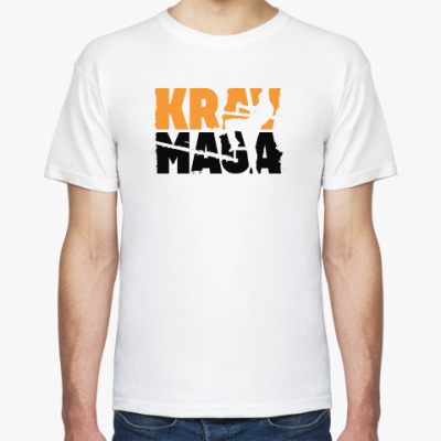 Футболка Крав-Мага (Krav-Maga)